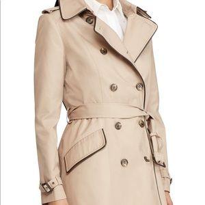 NWOT Ralph Lauren Trench Coat